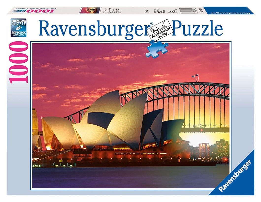 Opera House Harbour BR Puzzle 1000pc