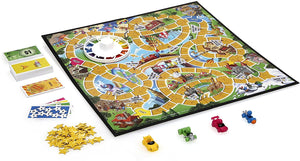 Hasbro Gaming Game of Life Junior Edition Board Game