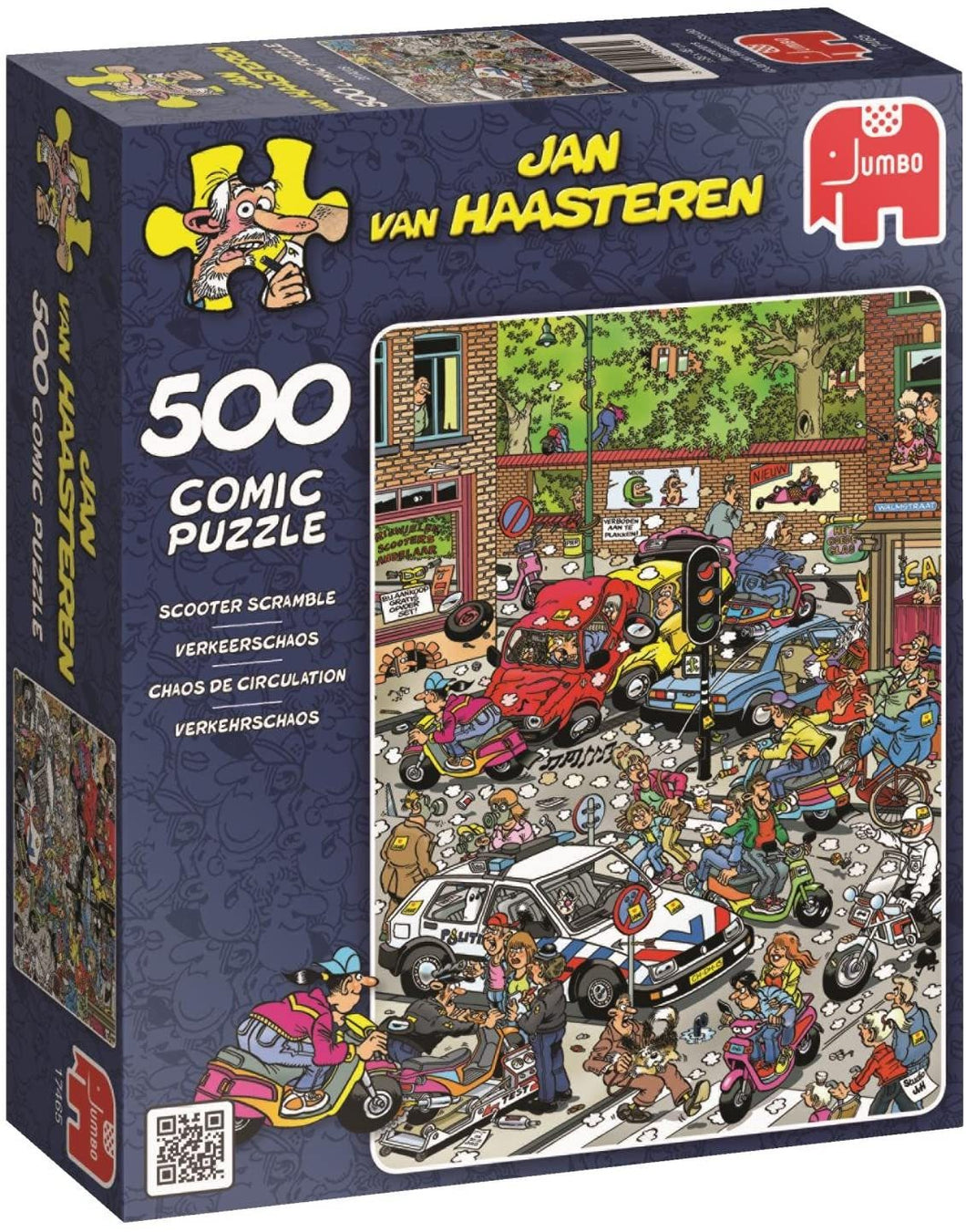 JVH Traffic Chaos 500pc