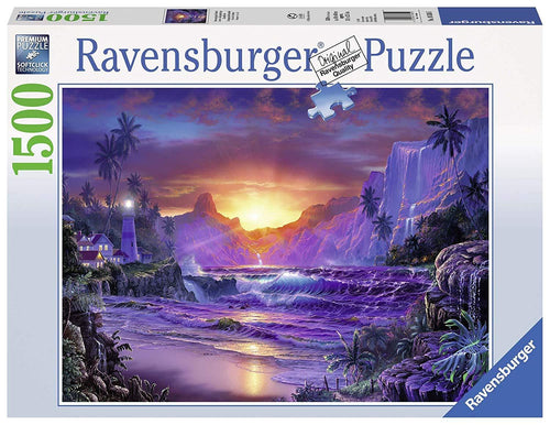 Sunrise in Paradise Puzzle 1500pc