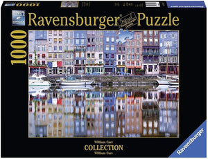 Honefleur Reflection Puzzle 1000pc