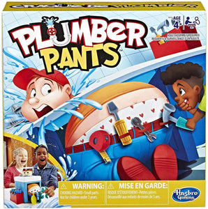 Hasbro Gaming Plumber Pants Game