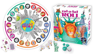 Gamewright: Rat-A-Tat Roll