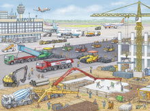 Airport Construction Site 100pc