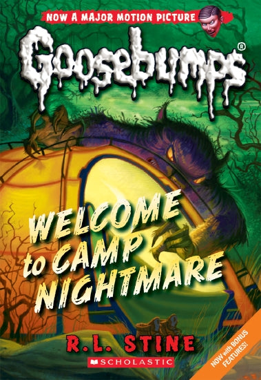 Goosebumps Classic: #14 Welcome To Camp Nightmare