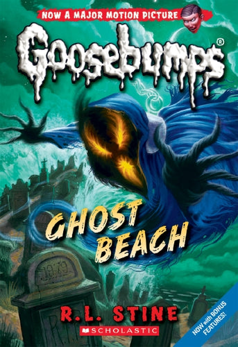 Goosebumps Classic: #15 Ghost Beach