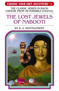 Choose Your Own Adventure #4: Lost Jewels of Nabooti