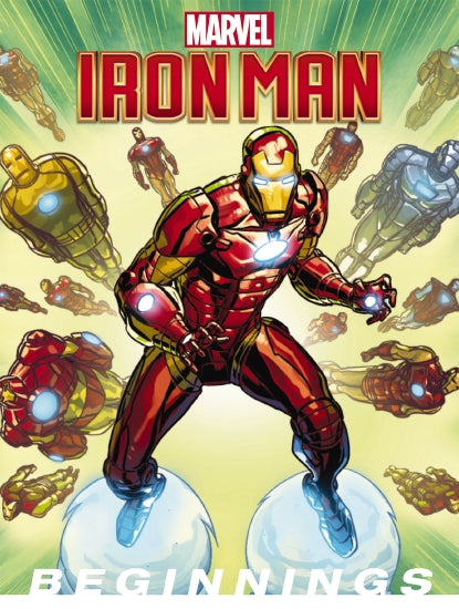 Marvel: Iron Man Beginnings