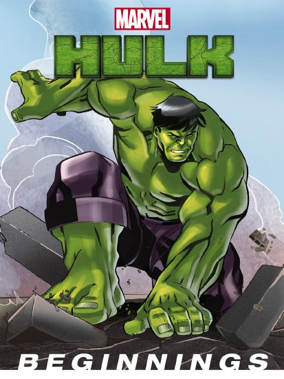 Marvel: Hulk Beginnings