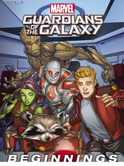 Marvel: Guardians of the Galaxy Beginnings