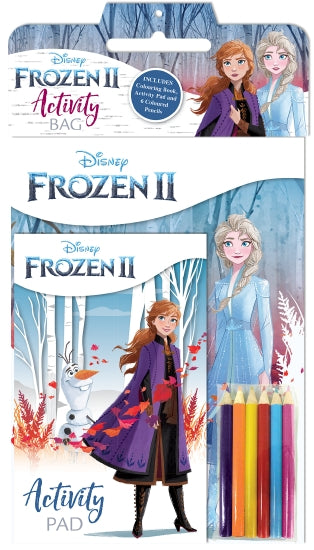 Frozen 2: Activity Bag