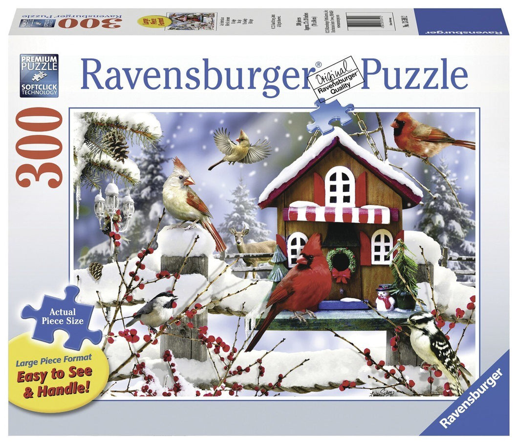 The Lodge Puzzle 300pcLF