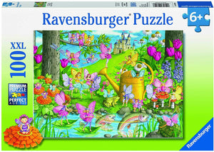 Fairy Playland Puzzle 100pc