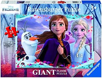 Frozen 2 Enchanting New World 24pc