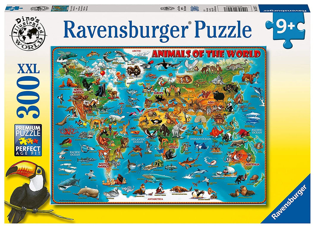 Animals of the World 300pc