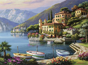 Villa Bella Vista Puzzle 500pc
