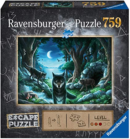 ESCAPE 7 The Curse of the Wolves 759pc