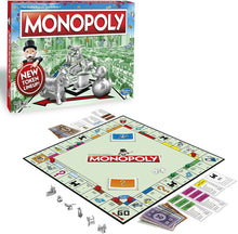 Hasbro Gaming Monopoly Classic Edition Board Game