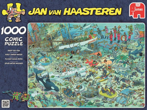 Jumbo - JVH Deep Sea Fun 1000pc