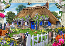 Wisteria Country Cottage 1000pc