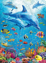 Pod of Dolphins 100pc