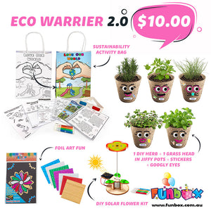 Boredom Buster - Eco-Warrior 2.0 Kit