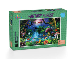 Fantasy Forest 1000pc