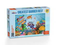 Greatest Barrier Reef - 200 Pieces