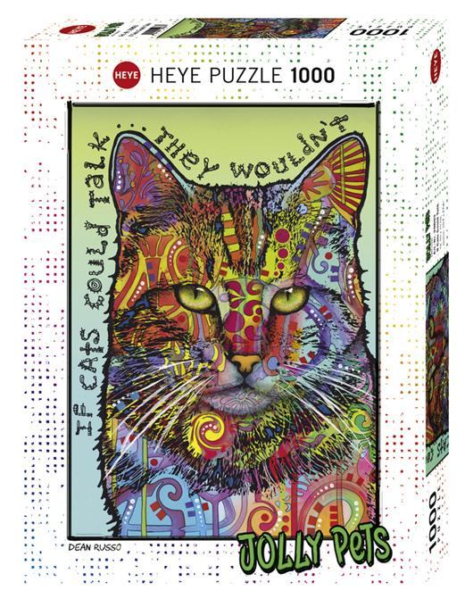 HEYE - Jolly Pets, If Cats... 1000pc