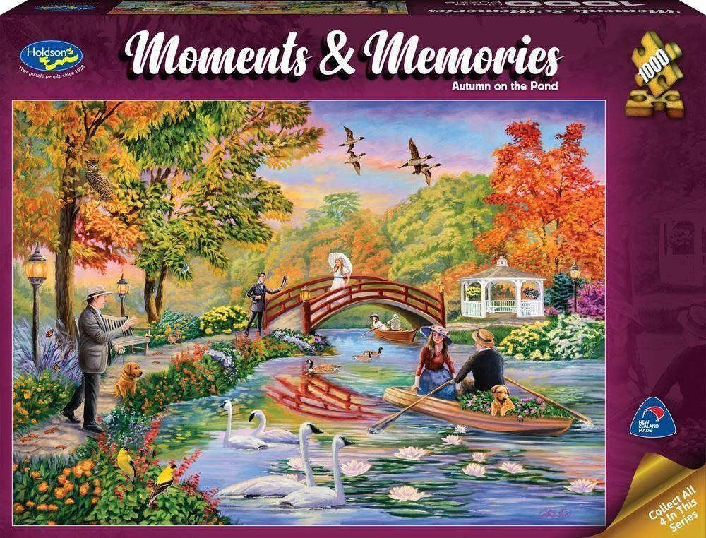 Holdson - Moments Memories Autumn 1000pc