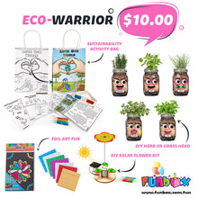 Boredom Buster - Eco-Warrior Kit
