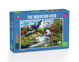 Perfect Places: The Mountain View 1000pc