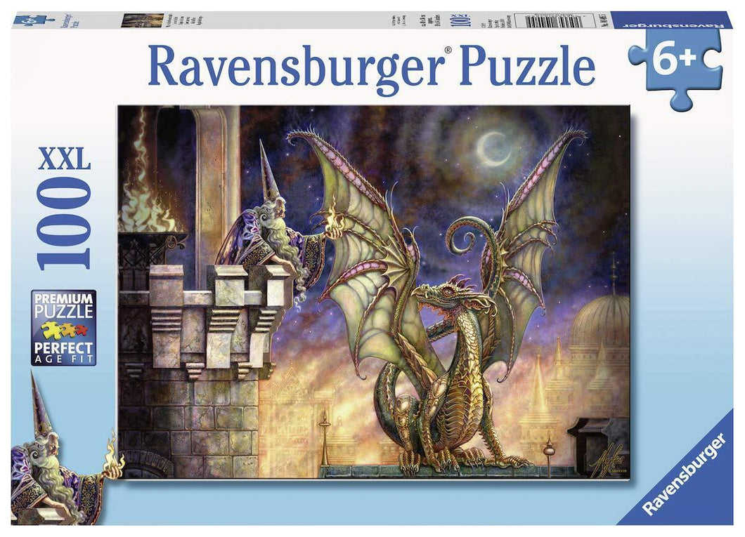 Gift of Fire Puzzle 100pc