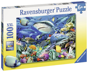 Reef of the Sharks Puzzle 100pc