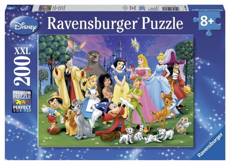 Disney Favourites Puzzle 200pc