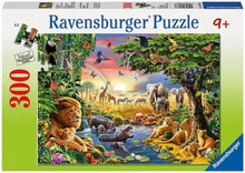 At the Watering Hole Puzzle 300pc