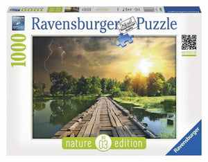 Mystic Skies Nature Puzzle 1000pc