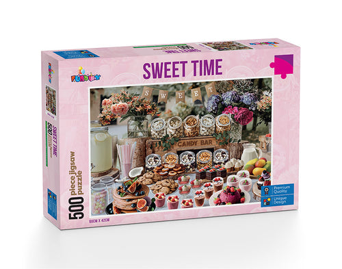 Sweet Time - 500 Pieces