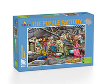 The Puzzle Factory 1000 Pieces