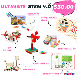 Boredom Buster - Ultimate STEM 4.0 Kit