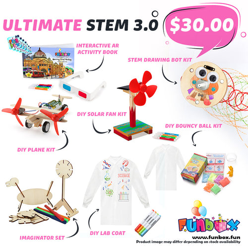 Boredom Buster - Ultimate STEM 3.0 Kit