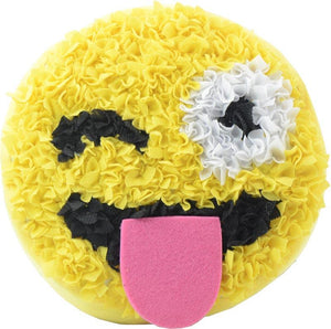 DIY Fabric Emoji Pillow