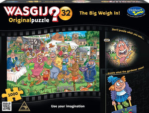 Holdson - Wasgij? Original 32 Big Weigh In 1000pc