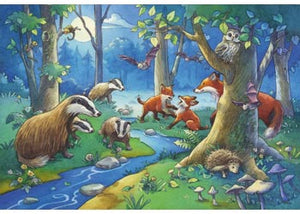 Cute Forest Animals 2x24