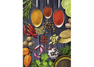 Herbs and Spices 1000pc