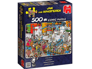 JVH Candy Factory 500pc