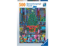 Rockefeller Christmas 500pc
