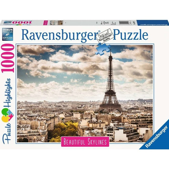 Paris 1000pc