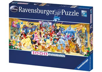 Disney Group Photo 1000pc