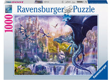 Dragon Castle Puzzle 1000pc